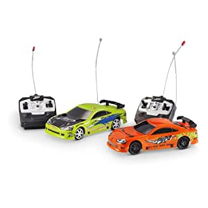 fast furious 5 39 full function rc tuner muscle car assorted colors toys games. Black Bedroom Furniture Sets. Home Design Ideas