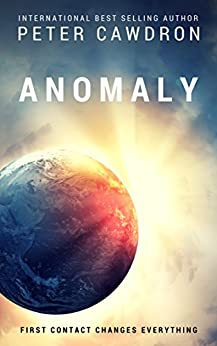 Anomaly by [Cawdron, Peter]