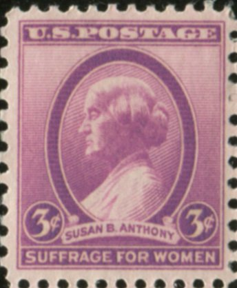 Amazon Single 03 Cent US Postage Stamp 1936 Susan B Anthony S784 Everything Else