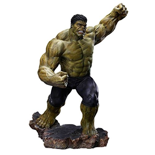 Dragon Models 1/9 Age of Ultron Hulk Action Hero Vignette Building Kit from Dragon Models USA