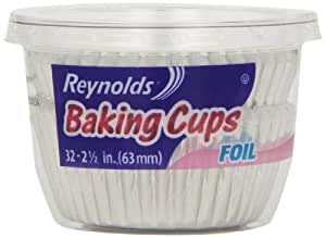 Reynolds Wrap Foil Baking Cups - 32 ct