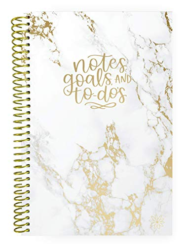 bloom daily planners Bound to-Do List Book - UNDATED Daily Planning System Tear Off Calendar Pages - 6