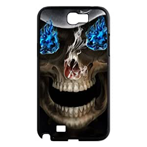 Samsung galaxy note 3 N9000 Skull Phone Back Case Art Print Design Hard Shell Protection YT104088