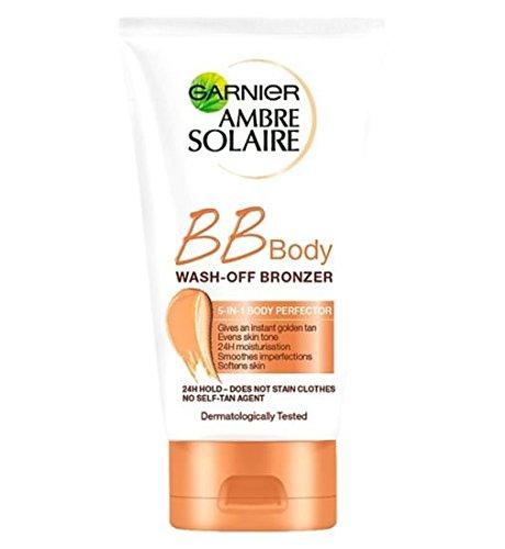 Garnier Ambre Solaire BB Legs Body Bronzer 150ml