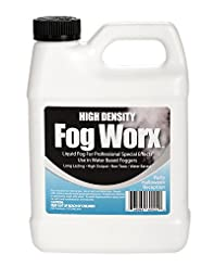 FogWorx Extreme High Density Fog Juice -...