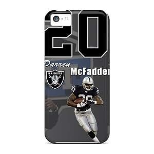 Iphone 5c Case Cover Skin : Premium High Quality Oakland Raiders Case
