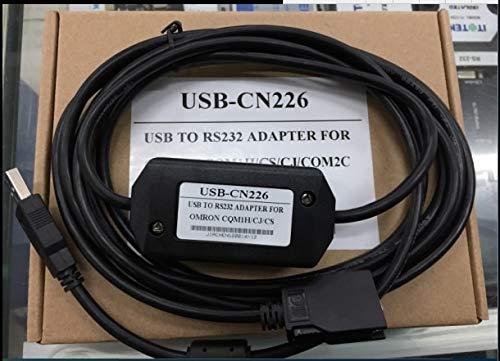 USB-CN226 USB Interface CS//CJ//CQM1H//CPM 2C Series Programming Cable