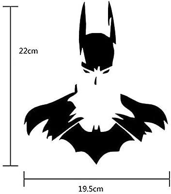 Dark Knight Batman DC Vinyl Decal Car Truck Window Sticker Silhouette Laptop