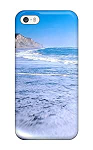 WilliamBDavis Case Cover Protector Specially Made For Iphone 5/5s Beach