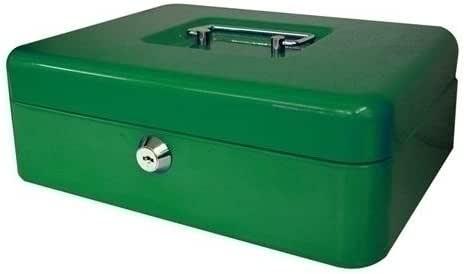 Btv serie ahorro - Caja caudales 11 80x150x115 verde: Amazon.es: Bricolaje y herramientas