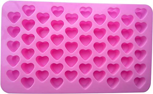 Silicone Mini Heart Shape Molds product image