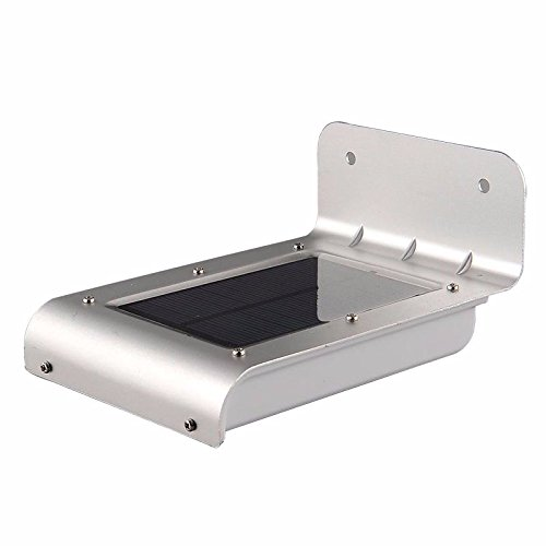 16 LED Solar Power Motion Sensor Garden Security Lamp Outdoor Waterproof Light-Ez2Shop