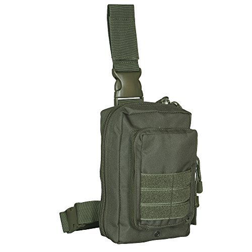 Fox Outdoor Drop Leg First Responder System Pouch Olive Drab