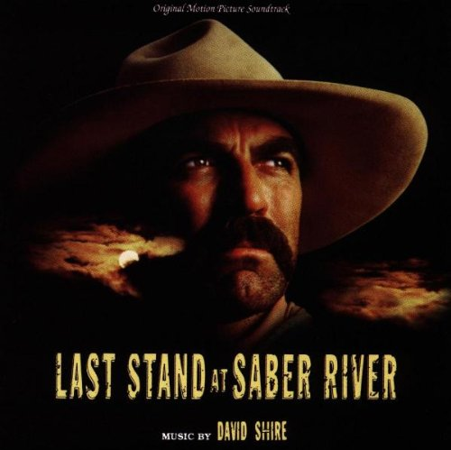 Price comparison product image Last Stand At Saber River (1997 Television Film)