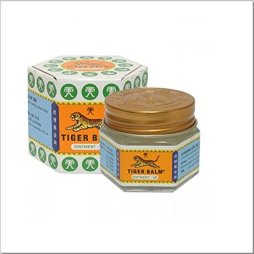 Price comparison product image Tiger Balm White Ointment HR Pain Relief 19.4 g (Popular Size)