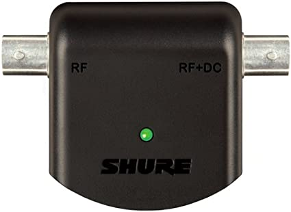 NEW Shure 95A8994 BNC Bulk Head Adapter for Remote Antenna Mounting