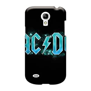 TrevorBahri Samsung Galaxy S4 Mini Shock Absorbent Cell-phone Hard Cover Support Personal Customs Trendy Acdc Image [Puq717TplP]