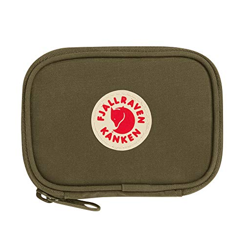 Fjallraven - Kanken Card Wallet for Everyday Use, Green ()