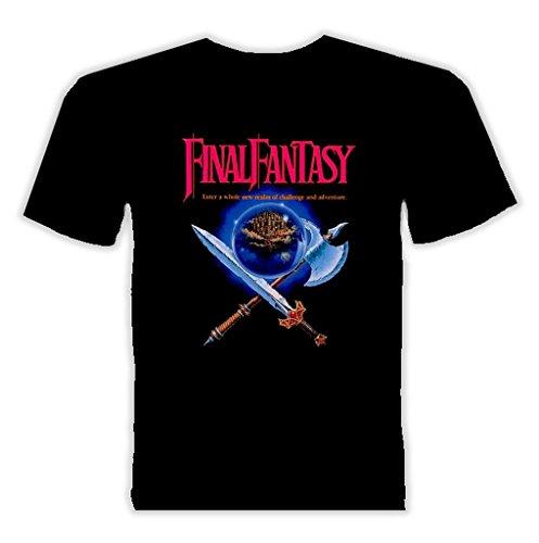 Final Fantasy Nintendo Video Shirt product image