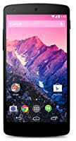 LG Google Nexus 5 D821 Factory Unlocked Phone, 32GB, Black - No 4G in USA - International Version No Warranty