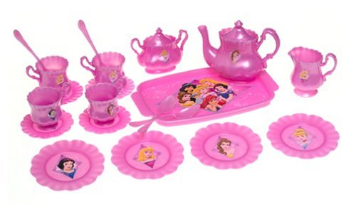 sc 1 st  Amazon.com & Amazon.com: Disney Princess Deluxe Tea Set: Toys u0026 Games
