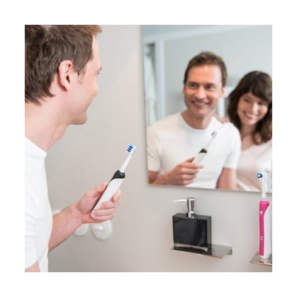 Braun Oral-B - Cepillo de dientes recargable TriZone 3000 - varias modalidades que se adaptan a tus necesidades 12