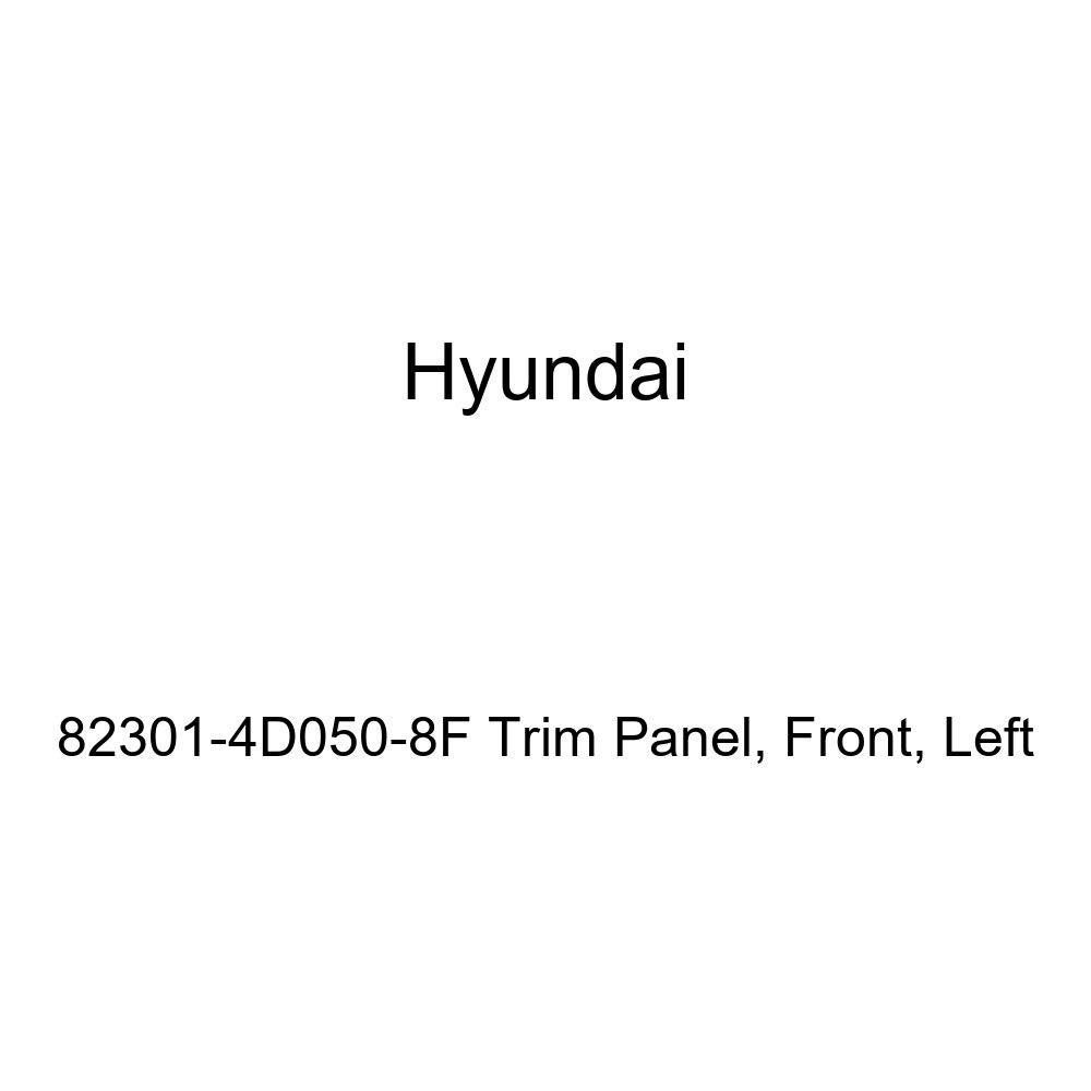 Genuine Hyundai 82301-4D050-8F Trim Panel Left Front