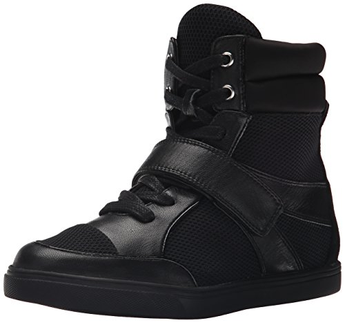 M Buhbye Donna Moda Nero Sneaker Us Da Nero Tessuto Multi 5 qwWfzR6a