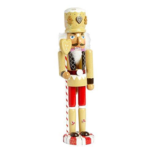 "15"" Gingerbread Man Nutcracker"
