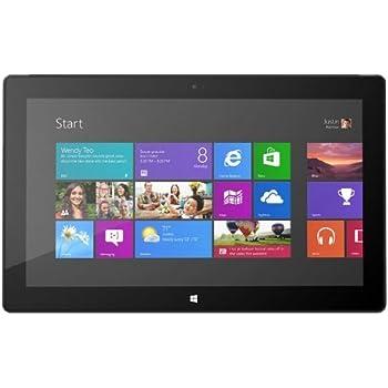 Microsoft Surface Pro 1 Tablet (128 GB Hard Drive, 4 GB RAM, Dual-Core i5, Windows 8 Pro) - Dark Titanium (Certified Refurbished)