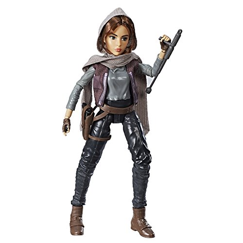 Star Wars Doll (Star Wars Forces of Destiny Jyn Erso Adventure Figure)