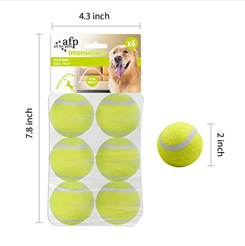 ALL FOR PAWS Hyperfetch Ultimate Throwing Toy (Mini Ball 2 inch)]()