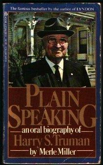 Plain Speaking