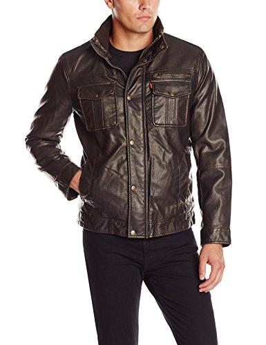 Leather Two Pocket Jacket - 3