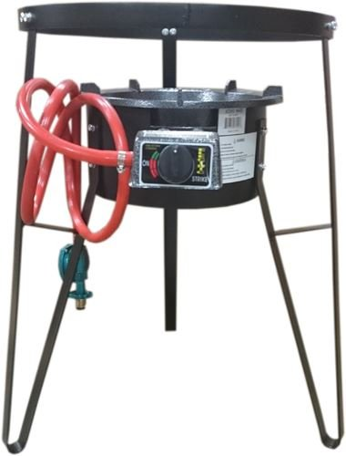 Bioexcel Outdoor Gas Burner - Heavy Duty Portable 30-55K ...