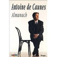 Almanach Antoine de Caunes