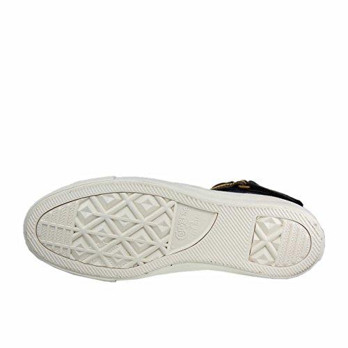 Convere Herren Schuhe Chucks Chuck Taylor Pro Blaze Plus Suede Hi Braun Sneakers Braun Kombi