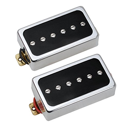 TFW Replacement Pickup Set - P90, Humbucker Size Set of 2
