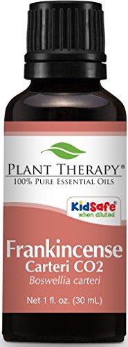 Frankincense Carteri CO2 Extract 30 mL (1 oz) 100% Pure, Undiluted, Therapeutic Grade