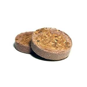 Pastillas / Tacos de Fibra de Coco prensada para cultivo U-Gro Plug - 38mm (24x)
