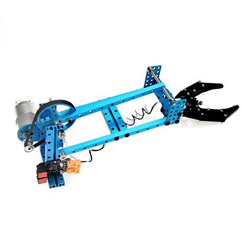 Makeblock Robotic Arm Add-on Pack for Starter Robot Kit-Blue