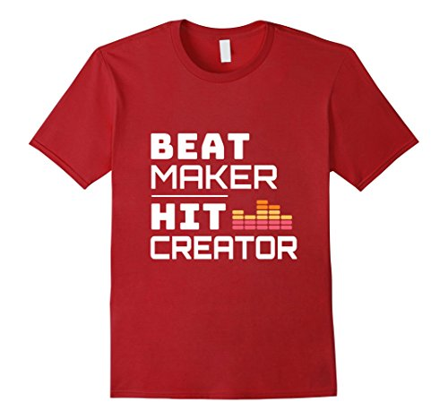 Mens Beat Maker Hit Creator Music Production Producer T S...