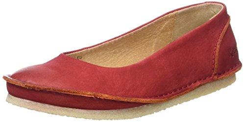 Kickers Damen Mybalerina Ballerinas Rot (Rot)