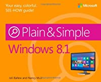 Windows 8.1 Plain & Simple Front Cover