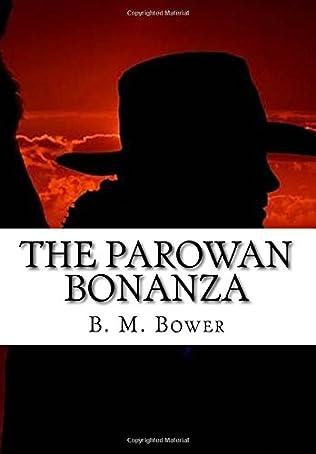 book cover of The Parowan bonanza