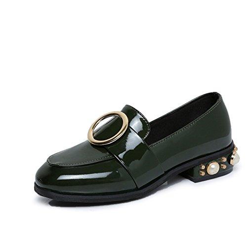 Fashion Hundred Schuhe,Student Girl Schuhe,Schuhen Mit Flachen Absätzen B