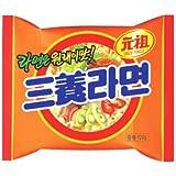 三養 ラーメン 5個パック 【韓国ラーメン】