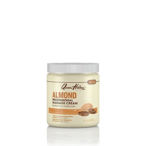Price comparison product image Queen Helene Professional Massage Cream, Almond, 15 Ounce [Packaging May Vary]
