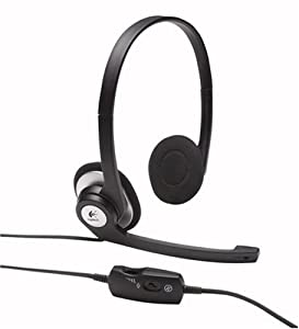 Amazon Com Logitech Clearchat Stereo Headset Electronics