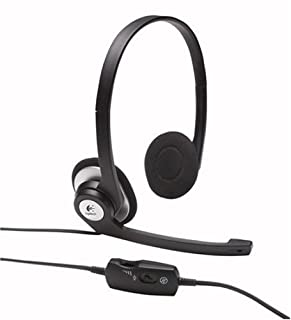 Logitech Clearchat Stereo Headset (B000OAFYVG) | Amazon price tracker / tracking, Amazon price history charts, Amazon price watches, Amazon price drop alerts